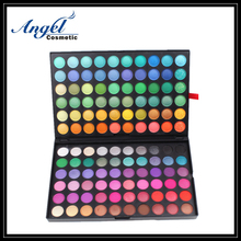 Free Shipping 120 Colors Matte Shimmer Eyeshadow Palette Makeup Cosmetic wonderful color choices Brand new and high quality!(China (Mainland))