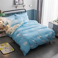 Helengili 2017 Spring beautiful pattern bedding sets lovely cartoon style twin full queen king 4size duvet