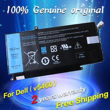 Бесплатная доставка VH748 оригинальный аккумулятор для ноутбука Dell V5560 V5460 V5470 для inspiron 14 — 5439