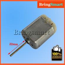 FC280SC-20150 Car Door Lock Motor Shaft 22mm Vehicle Power Window Motor / Car Rearview Mirror Motor Electric Motor(China (Mainland))
