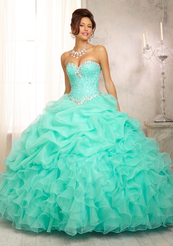 Online Get Cheap Pink Sweetheart Quinceanera Ball Gown Prom Dress ...