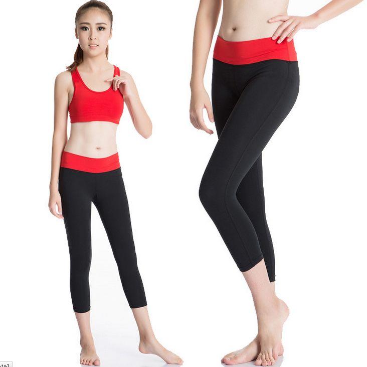Creative Women Sport Pants Push Up Elastic Fitness Tights Female Jogging Sweatpants Fitness Girl Sports ...