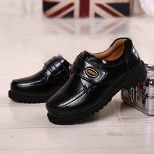 2016 Campus fashion boy shoes small leather shoes Boys Casual Shoes Leather Sneakers Spring autumn Children Shoes Kids Sneakers(China (Mainland))
