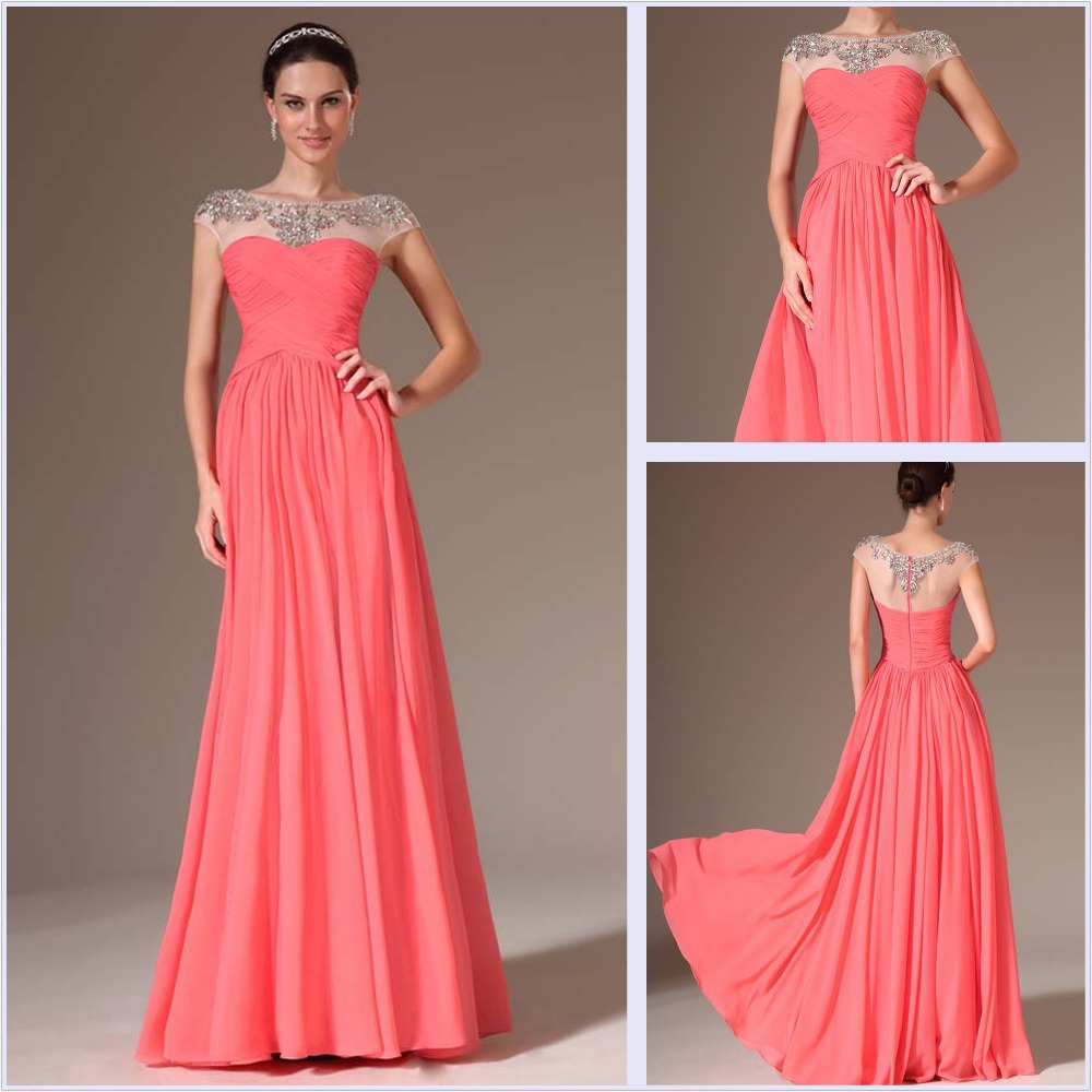 Prom Dresses 2014 Long Sleeve