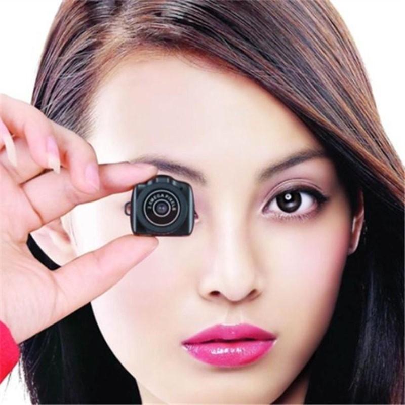 Портативная микро - камера фото