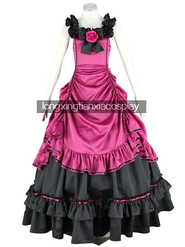 Victorian Cosplay Costumes - Meningrey