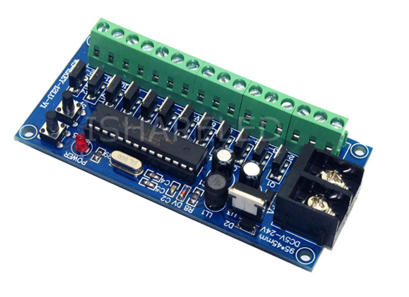 DMX Controller 12CH Max 4A per chanles FOR LED RGB STRIP MODULE 5~24V(China (Mainland))
