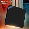 Mini M8S II TV BOX Smart Android 6 0 TV Box Amlogic S905X Quad Core Android