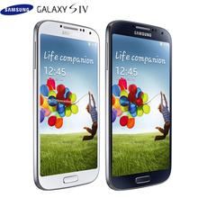 "100% d'origine Samsung Galaxy S4 i9500 i9505 téléphone Mobile 13MP caméra 2 GB RAM 16 GB ROM 5.0 "" pouces 1920 X 1080 rénové téléphone cellulaire(China (Mainland))"
