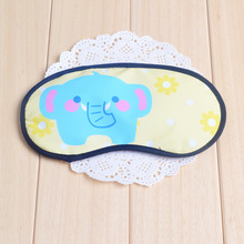 HD Ice goggles ice cover cute cartoon ice eyeshade sleep sleep compress to eliminate eye fatigue