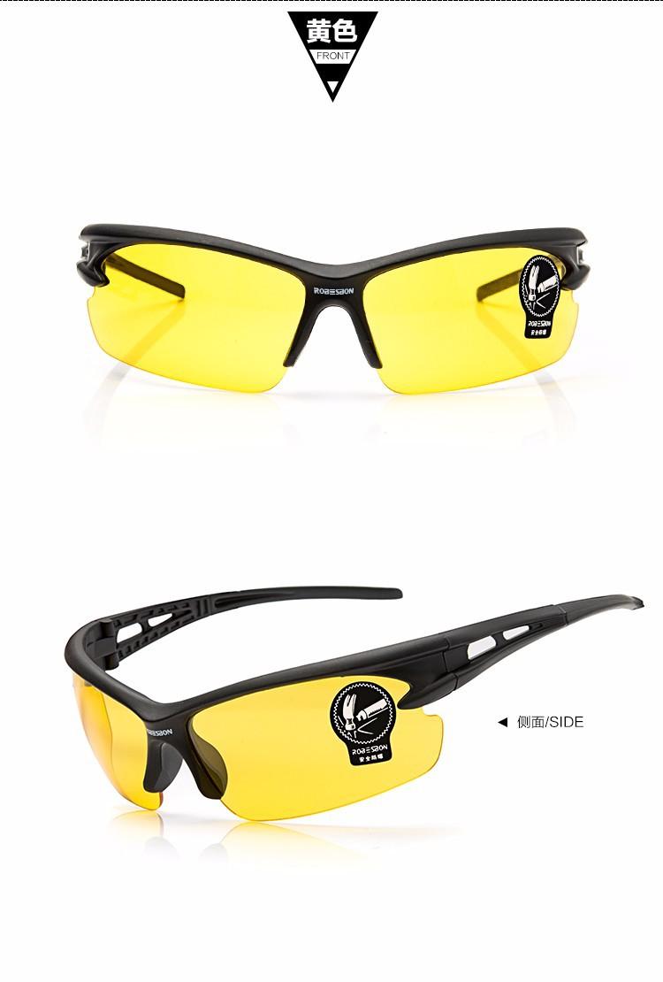 Free Shipping Men Women UV400 Cycling Glasses Outdoor Sport Mountain