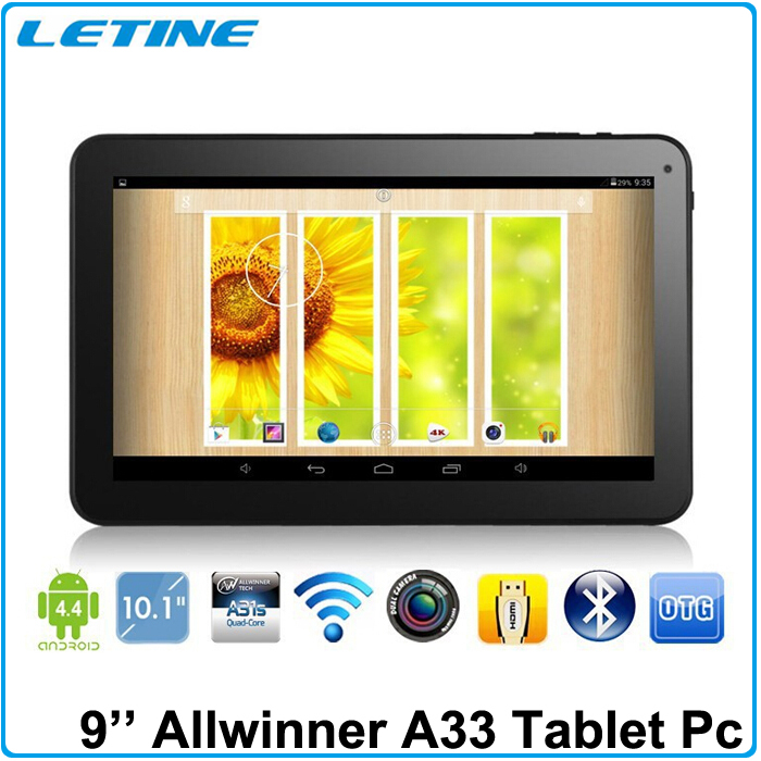 2015 New 9'' Android 4.4 Teclast X98 Quad Core Tablet Pc, Allwinner A33 QuadCore Tablet with Wifi and Capacitive Touch(512/8GB)(China (Mainland))