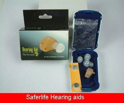 2014 Hot sale Analog ITE Hearing Aid Mini In The Ear prices cheap wholesaler