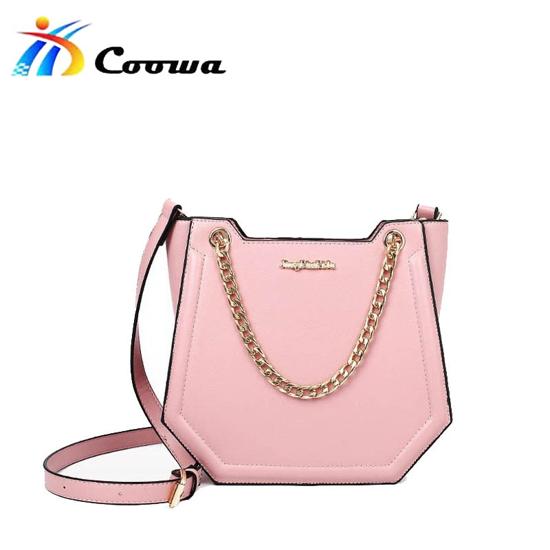 Coowa new casual rock solid hot sale ladies evening party handbangs shopping package women shoulder messenger crossbody bags(China (Mainland))