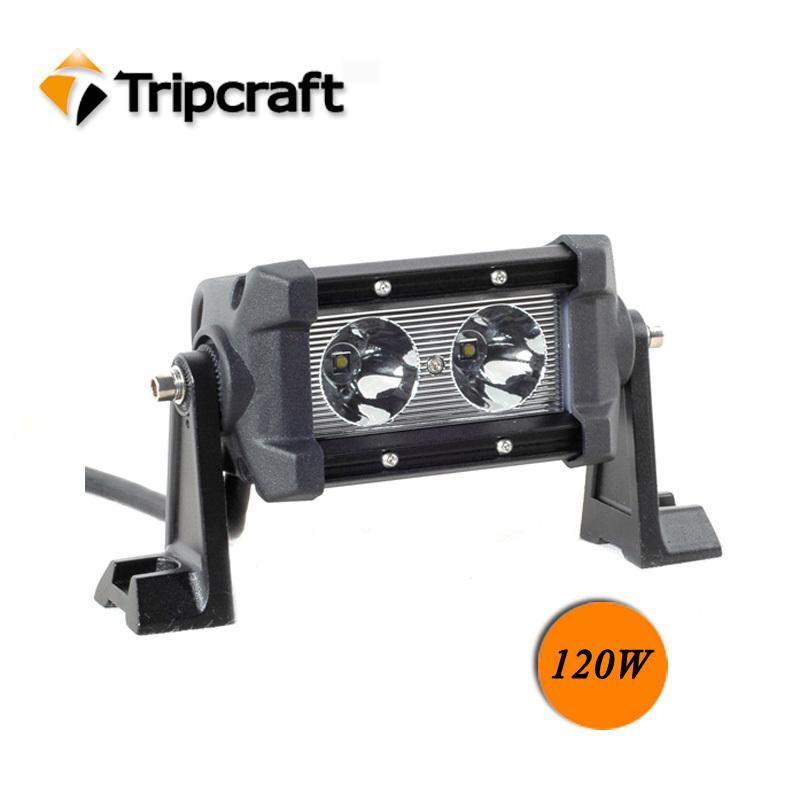 8PCS/LOT Mini led light bar 20W CREE 2pcs*10W single row cheap price(China (Mainland))