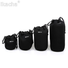 Buy Promotion Brand New 4pcs/lot Matin Neoprene Waterproof Soft Camera Lens Pouch Bag Case 4 Pcs Size XL L M S Canon Nikon Sony for $11.04 in AliExpress store