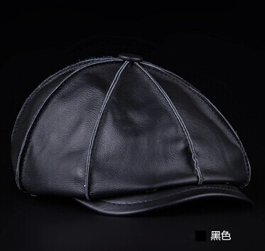 Wholesale 2017 New Autumn And Winter Fashion Women Men's Octagonal Cap Newsboy Hats Cabbie Hat Golf Driving Flat Free Shipping
