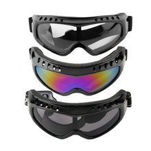 Buy Cool Protection Cycling Eyewear Airsoft Goggles Tactical Paintball Clear Glasses Wind Dust Motorcycle free for $2.54 in AliExpress store