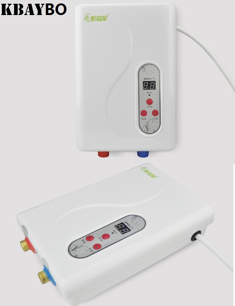 Online buy wholesale tankless water heater from china Instant water heater