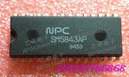 Здесь можно купить  Free shipping 5PCSGood quality  SM5843AP   SN5843AP1     Электронные компоненты и материалы