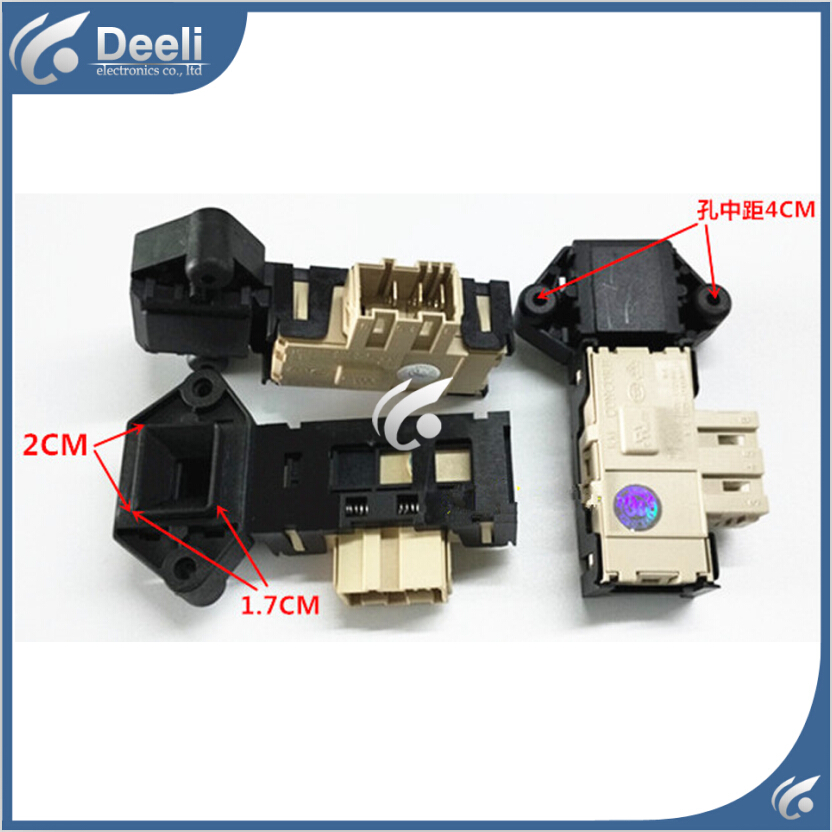 Free shipping Original for Samsung washing machine door switch WF-C963R WF-C863 WF-853 WF-R106 WF-R1065S door interlock switch<br><br>Aliexpress
