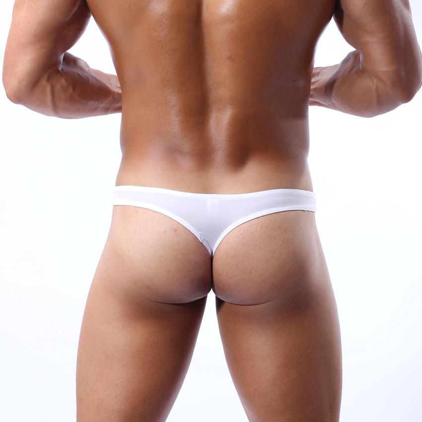 The Mens string bikini sheer underware mucho