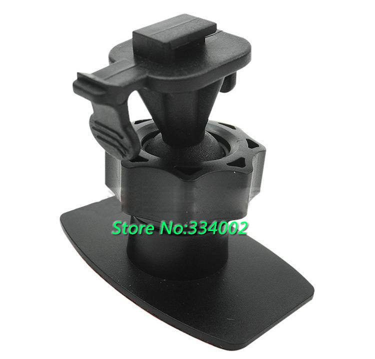 New 3m Adhesive Single Buckle Mount for DOD LS300W LS430W LS430 LS330W GT300W GT550W Car DVR 3M VHB Sticker Bracket Holder(China (Mainland))
