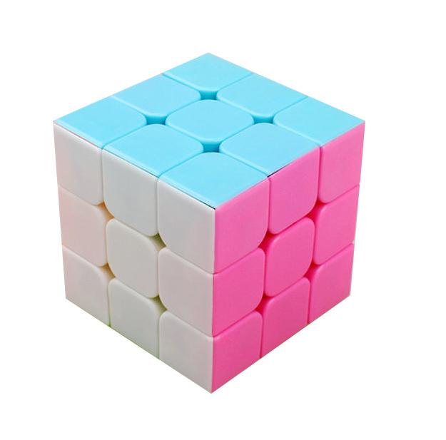 Moyu Guanglong 57mm 3x3x3 Speed Ultra-smooth Magic Stickerless Cube(China (Mainland))