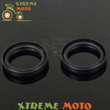 Shock Absorber Fork Dust Oil Seals HARLEY-DAVIDSON FXR FXEF FXSB XL XLCH XLCR FX FXRS XLH Motocross Enduro Motorcycle - CYMOTO store