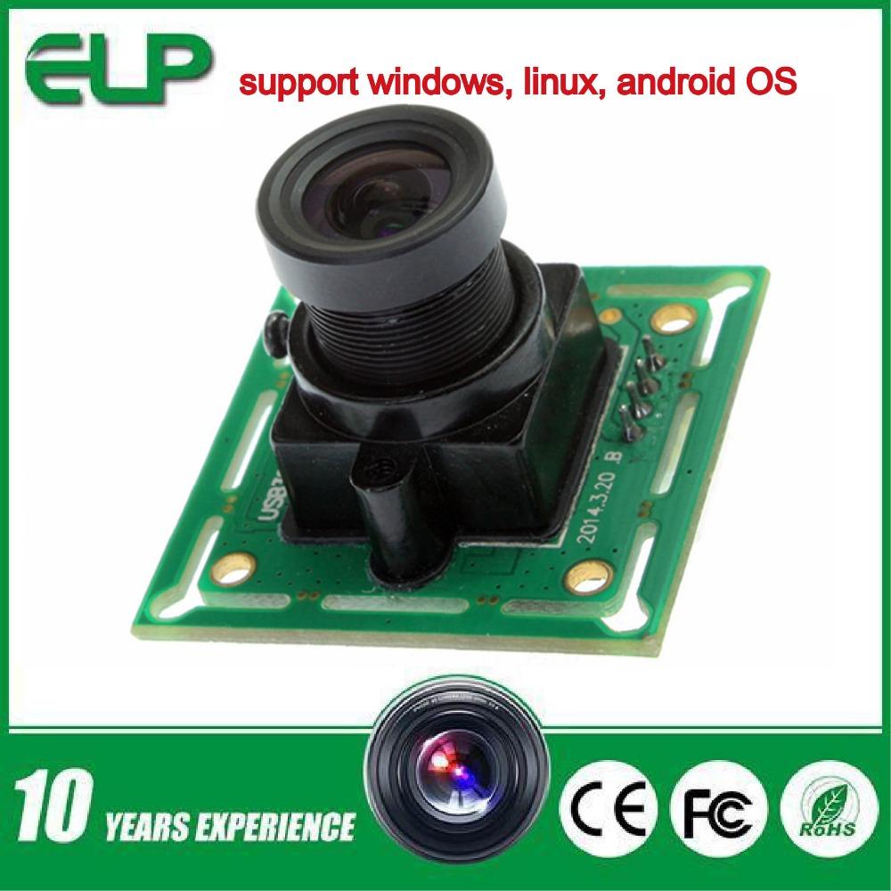 0.3mp CCTV OV 7725 CMOS 30W free driver digital USB pc camera car reverse Camera module(China (Mainland))