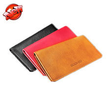 High Universal 5.5 inch Wallet phone Pouch PU Leather Handbag Book Cover ID card bag Blackview Ultra A6 PLUS Phone - Shenzhen bt electronics co., LTD store