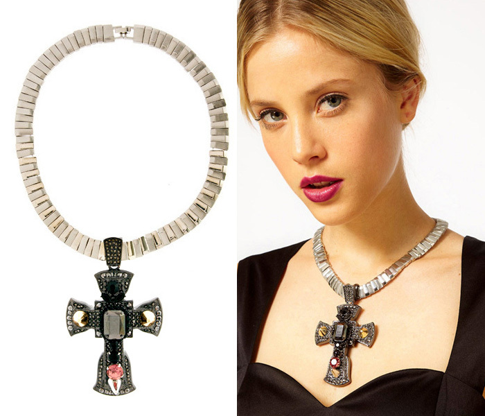 Jesus Faith Necklace Cross Platinum Plated Jewellery Direct Sale For Saints(China (Mainland))