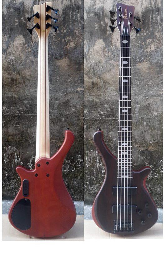 Здесь можно купить  warheadstock high grade active 5 string bass guitar  Спорт и развлечения