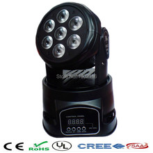 Buy LED Moving Head Mini wash 7x12w RGBW Quad advanced 14 channels LED effect stage light party disco dj lighting Factory Price for $76.00 in AliExpress store