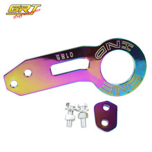 GRT - ENE-0185 Rear Tow Hook  NEO Chrome(China (Mainland))