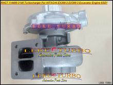 Wholesale NEW RHC7 114400-3140 Turbo for HITACHI EX300-2 Excavator Engine 6SD1 FROM LEKE TURBO Turbocharger