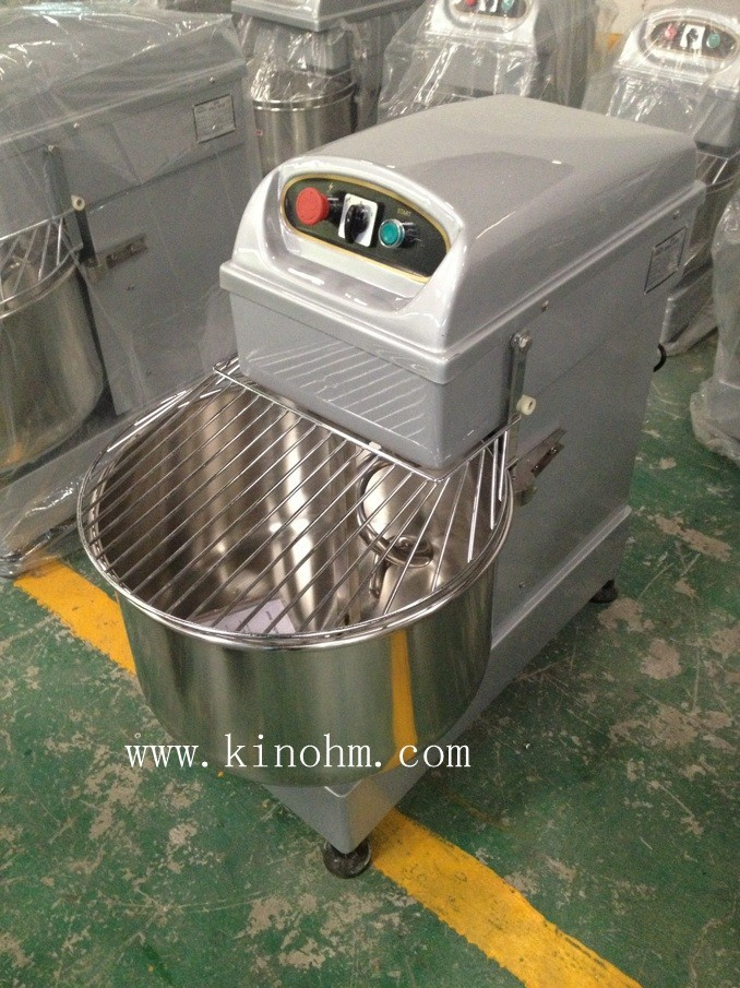 China factory Direct sale,40L,Double Motions Single speed, food mixer,dough mixer,spiral mixer(China (Mainland))