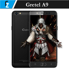 "Buy Original GRETEL A9 5.0"" HD MTK6737 Quad-core Andorid 6.0 4G Smartphone 13MP CAM 2GB RAM 16GB ROM Touch ID 2300mAh OTG for $79.99 in AliExpress store"