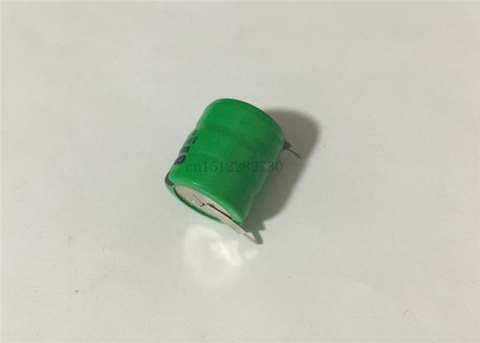 50PCS/lot Original New GP 3.6V 80mAh Ni-MH Rechargeable Button Cell Battery Pack Ni-MH Batteries With Pins Free Shipping(China (Mainland))