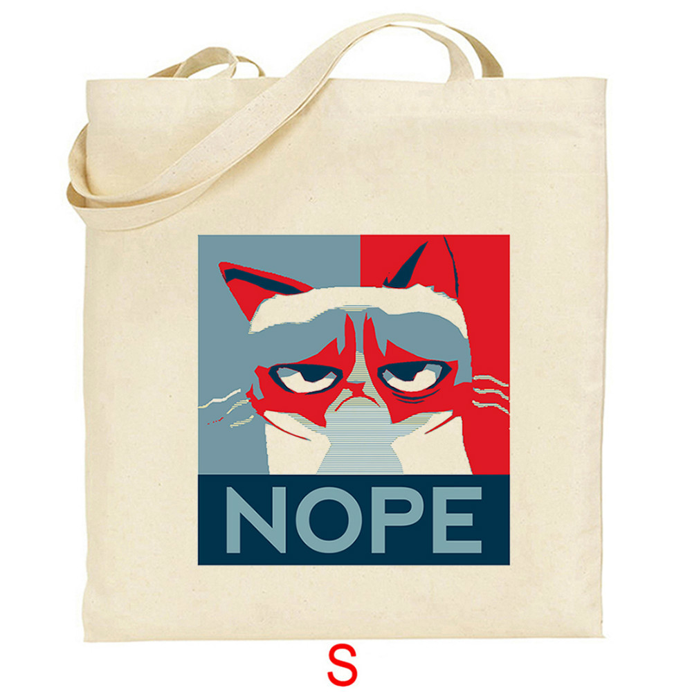 Strong Shopping Bags Simple Style Shopping Bag With