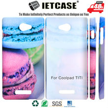 Hot new products OEM hard PC cover phone case for Coolpad T1 Mobile Accessories(China (Mainland))