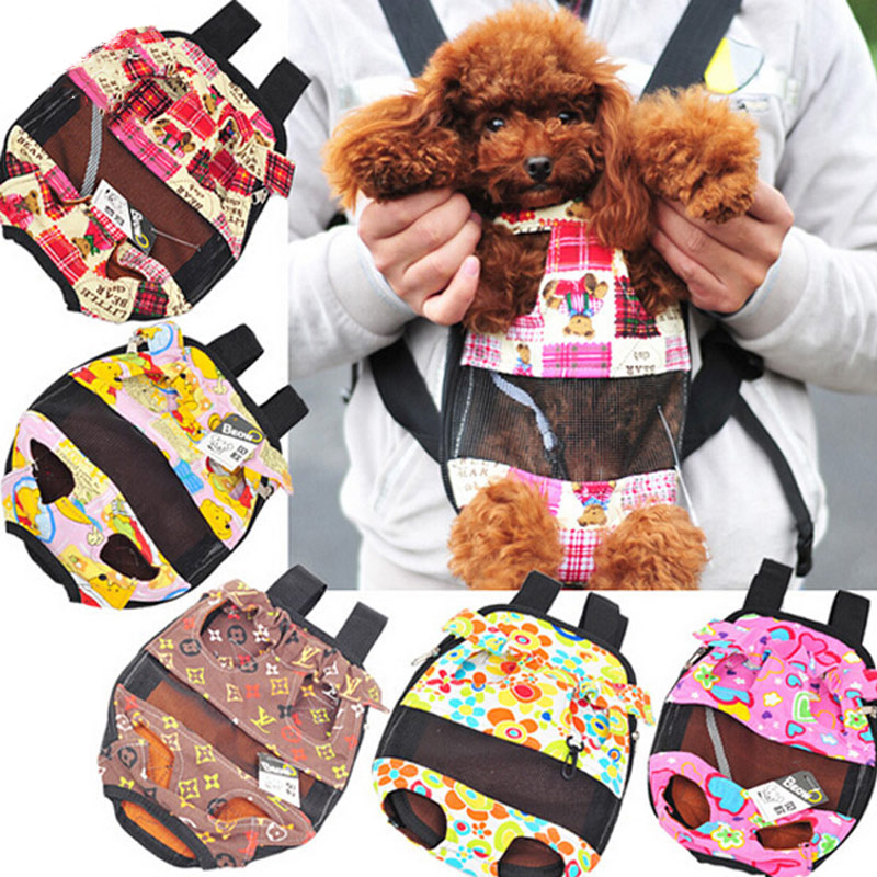 High Quality Cute Teddy Dog Travel Bags Backpacks Pet Carriers, Pet Bags-005(China (Mainland))