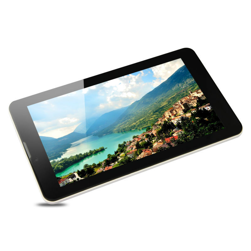Original Aoson M701TG Cheap Android 4 4 3G WCDMA Phone Call Tablet PC 7 MTK8312 Dual