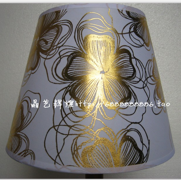 Wall Lamp Shades Diy : Table light PVC material lampshade DIY wall lamp accessories Lamp shade for home interior ...
