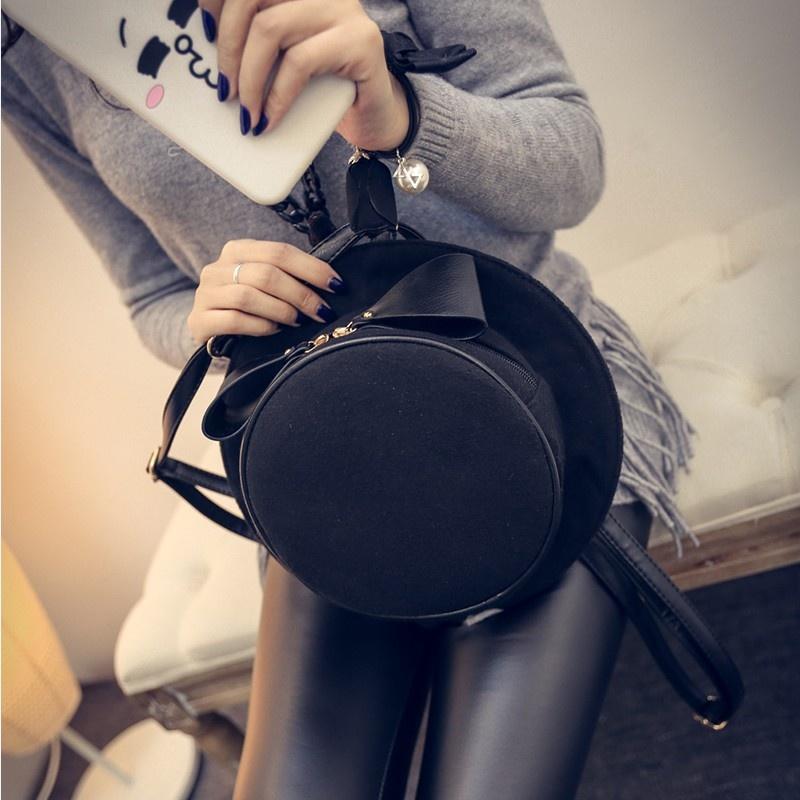 Designer Multifunctional Women Handbag/Messenger Bag/Backpack/Tote Bags Novelty Hat Shape Crossbody Canvas Bags #030402<br><br>Aliexpress