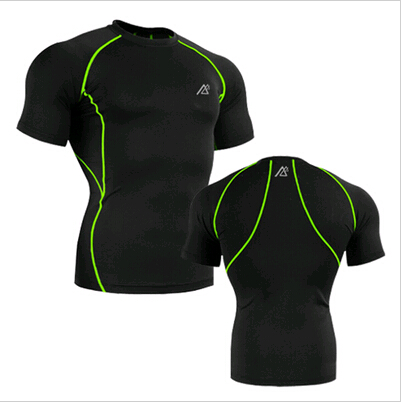 Compression tights shirts mens sports clothings skin tight for Shirts and skins basketball