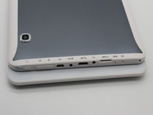 Aluminium alloy 10Inch Android Tablets PC Bluetooth Dual camera 1GB 8GB 1024 600 high definition LCD