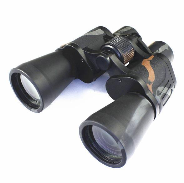 HD wide-angle zoom ring portable binoculars telescope tourism optical outdoor sports eyepiece binoculars night vision infrared