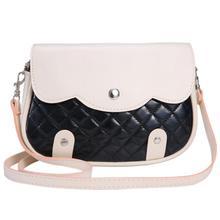 Min Hot Fashion Plaid Series Crossbody Bag Mar24