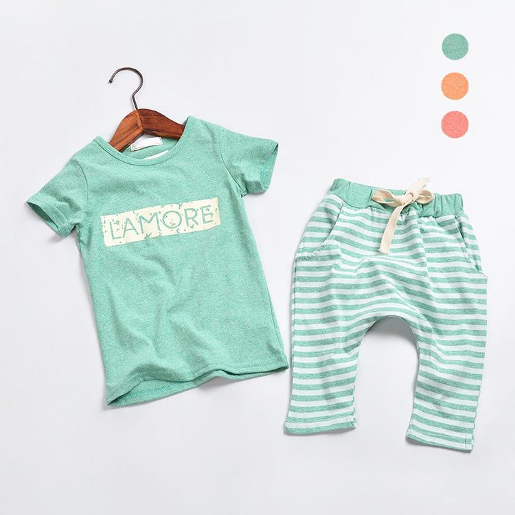 2015 Summer Style Baby Clothing Set Cotton Kids Boys Bobo Choses Mini Rodini Nununu Clothes Baby Clothes Roupas Infantis CCT03(China (Mainland))